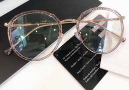 Light Color Mixing Australia - Luxury women brand Ornamental sunglasses Fashion Style Mixed Color Oval Frame for women Top Quality eye glasses UV light color ch-13