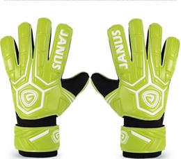 $enCountryForm.capitalKeyWord NZ - JANUS Outdoor Accs Professional Goalkeeper Gloves Finger Protection Thickened Latex Soccer Football Goalie Gloves Goal keeper Gloves