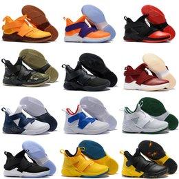 9373d1e8de5 Lebron 12 Shoe Size Australia - New Arrival Lebron Soldier XII 12 EP Mens  Basketball Shoes