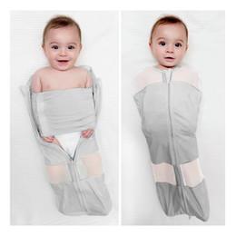 $enCountryForm.capitalKeyWord Australia - Summer New Style Newborn Baby Girl Boys Sleeping Bags Swaddling Blanket Infant Toddler Baby Girls Boys Clothes