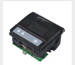 Опт Встроенный микротермический принтер билетов поддерживает последовательный интерфейс RS232