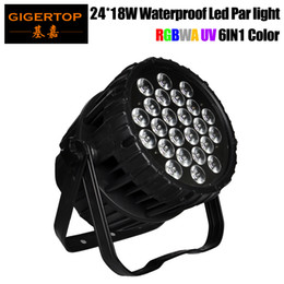 Stage lighting truSSeS online shopping - TIPTOP Stage Light x W Tyanshine Waterproof Color Disco DJ Outdoor Holiday Party Church Truss Hanging Fly Dragon Lighting Equipment
