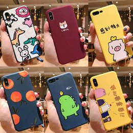 Cartoon Iphone6 Plus Case Australia - lovers phone case cute Cartoon hipster cool Soft Silicone Cases suitable for iphone6 6s,6 6plus,7 8,7 8 plus,X XS