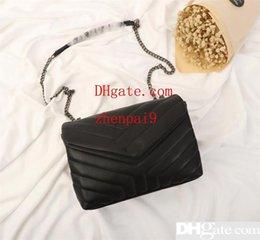 Luxury Chains Australia - famous brand designer bags chain shoulder luxury purse bag women designer handbag 2019 newest purses bag