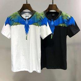 Chiffon Men S Shirt Australia - T Shirt 2019 New Fashion Summer Hot Sale Wings Skull Tiger Print Men S Clothing Cool Streetwear Casual T Shirts for Men 2E96