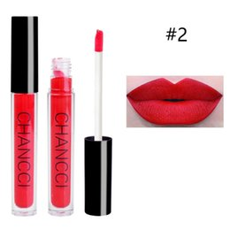 $enCountryForm.capitalKeyWord Australia - 12 Colors Matte Lipgloss Sexy Red Velvet Liquid Lipstick Long Lasting Waterproof Cosmetic Beauty Keep 24 Hours Makeup lipgloss