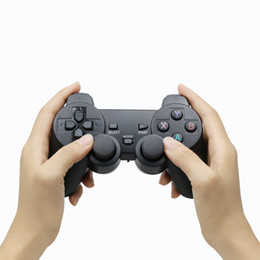 android phone otg NZ - Wireless Gamepad PC For PS3 Android Phone TV Box 2.4G Wireless Joystick Joypad Game Controller Remote For Xiaomi OTG Smart Phone