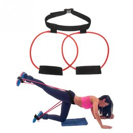Women Exercise Elastic Muscles Trainer Yoga Resistance Band Hip Training Loop Pilates Glute Lifter Workout Leg Rubber Loop High Safety Fitness Equipments Fitness & Body Building
