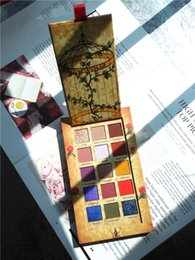 Eyeshadow Palette Full Size Australia - Huda Eye Makeup High Quality Beauty 15 Shades Matte Metal Melted Shadows Glitter Cageling Erinyes Eyeshadow Palette