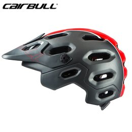 orange helmets Australia - Cairbull Supercross Mountain Bike Riding Helmet XC Am Downhill Sprint Mountain Bike Helmet