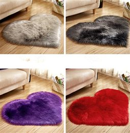 Floor mat kids online shopping - New Textiles Shaggy Carpet For Living Room Home Warm Plush Floor Rugs fluffy Mats Kids Room Faux Fur Area Rug Living Room Mats Silky Rugs