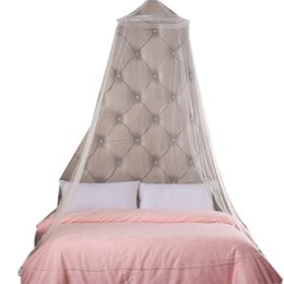 $enCountryForm.capitalKeyWord Australia - Princess Hanging Dome Mosquito Net Bed Bedroom Tent Curtains with 2 Openings