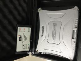 New Holland Electronic Service Tools Белый адаптер CNH DPA5 + установлен ноутбук Panasonic CF19 (CNH EST 9.0) 2019 Уровень инженерии на Распродаже