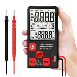 Toptan satış Ultra-Taşınabilir Dijital Multimetre BSIDE ADMS7 Büyük 3.5