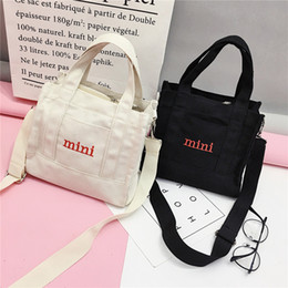 $enCountryForm.capitalKeyWord Australia - New Korean simple single shoulder cross-body bag artistic embroidery word mother-daughter bag