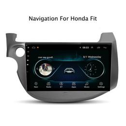$enCountryForm.capitalKeyWord NZ - 10.1inch Android 8.1 Car GPS Navigation Multimedia Radio Stereo for Honda Fit 2008 2009 2010 2011 2012 2013