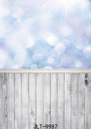$enCountryForm.capitalKeyWord Australia - bokeh wallpaper wooden board Vinyl portrait photography background for child baby shower portrait backdrop photo studio photocall