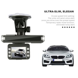 speed vision Australia - Car DVR Recorder Radar Speed Detector G-sensor Traffic Alert Multi-language Night Vision Dash Car DVR Camera Auto Recorder