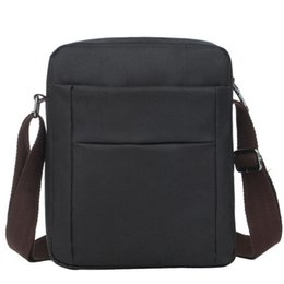 Cloth hobo bags online shopping - 2019 Men s Shoulder Bag Oxford cloth shoulder bag popular easy to install mobile phone messenger men Oxford cloth