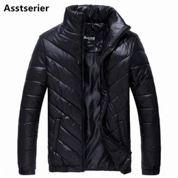 Warm Cotton Australia - 2019 Brand Winter Jacket Mens Parkas Warm Jacket 5xl Casual Coats Men Cotton Padded Jacket Male Clothing