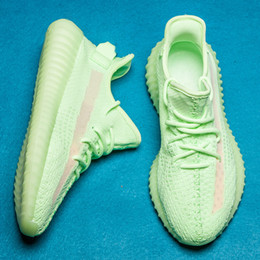 $enCountryForm.capitalKeyWord NZ - Discount Cheaper Kanye West Running Shoes CITRIN CLOUD WHITE Synth Antlia True Form Lundmark Hyperspace Women Mens Trainers Sports Sneakers