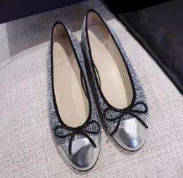 $enCountryForm.capitalKeyWord Canada - women's casual Designer shoes rhombic sheepskin flat shoes round head casual Bow ballet shoes quality Eu35-41 11