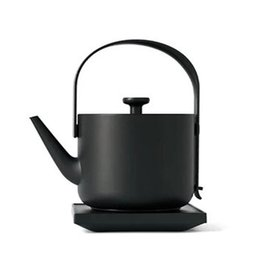 $enCountryForm.capitalKeyWord NZ - New Simple Design 600ML Capacity Water Boiler 1200W Fast Boiling Electric Kettle Tea Coffee Pot with Handle Automatic Power-off
