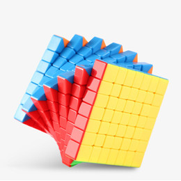 Chinese  New listing Magic Cube Professional Seven-Order Cube Beginners High quality Plastic Cube 7*7*7 Grade High Difficulty Standard Rubik manufacturers