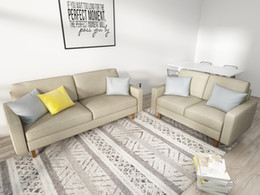 $enCountryForm.capitalKeyWord UK - Queenshome couch sets living room three piece suites damro modern indoor fabric french style home furniture kd sofa16