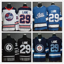 Discount flash logo - Men's Winnipeg Jets 29 Patrik Laine Fanatics Branded White Navy Blue Alternate Breakaway Heritage Player Jersey emb