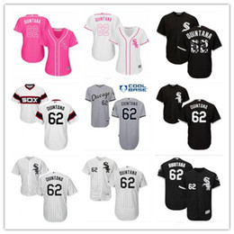 4a2b076e4 2018 top Chicago White Sox Jerseys  62 Jose Quintana Jerseys men WOMEN YOUTH  Men s Baseball Jersey Majestic Stitched Professional sportswear
