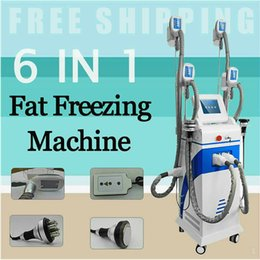 vacuum slimming NZ - 2020 Vacuum Cryolipolysis Fat Freezing Cryotherapy Cryolipolysis Home Therapy Equipment Slimming Machine Fast Free Shipping