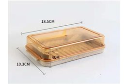 304 stainless steel butter cutting crisper PS material refrigerator freezer collection box durable lunch box from set up tools manufacturers