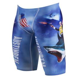 $enCountryForm.capitalKeyWord NZ - Mens Swimwear Summer Fashion Beach Designer Swim Shorts Brand American Series Five-Point Swim Trunks Six Styles Size S-L