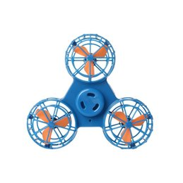 $enCountryForm.capitalKeyWord UK - Newest Flying Fidget Spinner Hand Flying Fidget Spinner Flying Spinning Top Toy For Autism Anxiety Stress Release Toy Great funny