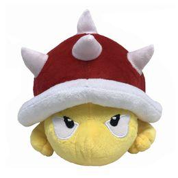 TurTle plush online shopping - 7 inch Super Mario Thorn turtle Plush Stuffed Toy Mario plush toys best gift doll lol