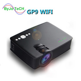 $enCountryForm.capitalKeyWord Australia - GP-9 Mini Projector LED Projector Built-in android system wifi Full HD 1080P Portable USB Cinema Home Theater Pico LCD Video Mini Projector