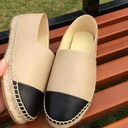 $enCountryForm.capitalKeyWord Australia - New Fashion Lambskin Men's and Women's espadrilles Flats Lok Fu Multi-color canvas comfortable casual shoes