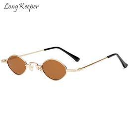$enCountryForm.capitalKeyWord Australia - Long Keeper Sunglasses Women Men Small Sun Glasses Eyewear Eyeglasses Metal Frame Clear Lens UV400 Sunshade Comfort Nose Fashion