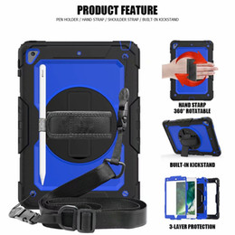 $enCountryForm.capitalKeyWord Australia - For iPad Mini4 Case Kid Safe Shockproof Heavy Duty Silicone Hard Cover for ipad mini 4 Stand with Wrist strap+Case+pen