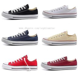 $enCountryForm.capitalKeyWord Australia - Wholesale New Luxury Designer Sneakers Shoes Factory Promotion Price Canvas Shoes Women And Men High Low Style Classic Sneakers Canvas Shoes
