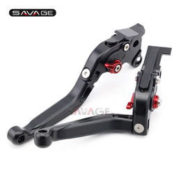$enCountryForm.capitalKeyWord UK - Brake Clutch Levers For SUZUKI GSF 650 1250 BANDIT B-KING GSX650F GSX 1400 Motorcycle Accessories Adjustable Folding Extendable