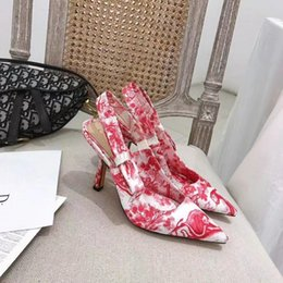 $enCountryForm.capitalKeyWord Australia - New Summer Women's Sandals High Heels Italian Brand High Quality Leather Print Fashion Women's Casual Shoes Free Shipping 35-40 Size 9.5cm 1