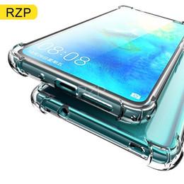 Case Huawei Lite Australia - 3d Clear Transparent Phone Case For Huawei Mate 10 20 X Lite Pro Back Cover For Huawei Mate 20 Lite Soft Tpu Silicone Case