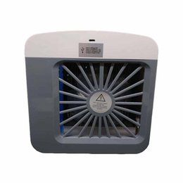 $enCountryForm.capitalKeyWord NZ - New Convenient Air Cooler Fan Portable Cool Purifies Air Cooling Fan for Home Office Car mini fans