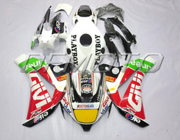 Fairing Playboy Australia - New Injestion Mold ABS motorcycle Full Fairings Kits+Tank cover Fit For HONDA CBR1000RR 08 09 10 11 2008 2009 2010 2011 body custom PLAYBOY