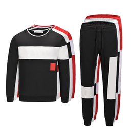 Mens hiking clothes online shopping - NEW mens Designers Tracksuits Women Men hoodies pants Mens Clothing Sweatshirt Pullover Casual Tennis Sport Tracksuits Sweat Suits