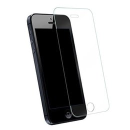 Glasses For Iphone 4s Australia - Tempered Glass 9H Hardness Explosion-proof Screen Protector for iPhone 4   4s