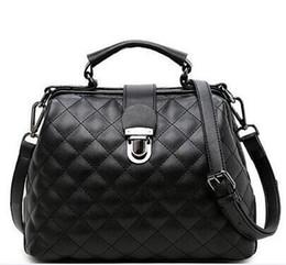 Felt Hand Bag Australia - Boston bag inclined shoulder ladies hand bag women PU leather handbag sac 2019 woman bags handbags women