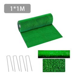 turf flooring NZ - Outdoor Carpet Realistic Simulation Carpet Floor Mat Green Artificial Lawn Lawn Carpet Fake Turf Moss Home Garden